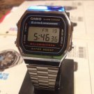 Casio Classic unisex mens watch A168 adjustable band