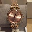 Michael Kors Darci MK3192 Wrist Watch Women Medium Size  Free Ship/box