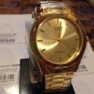 Mttp 1275g-9adf  Casio Unisex Watch Gold Tone Brand New