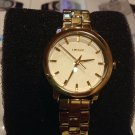 DKNY  model no#NY 8304  ladies size gold tone brand new with box , tag