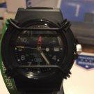 Casio HDA600B-1BV, Analog Watch, Black Resin Band, Date, 100 Meter WR