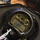 G-Shock 6900PL Watch - Black / Gold Color - New