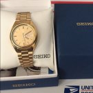 SEIKO Japan Self Winding Automatic Gold Men'sWatch