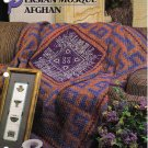 Annie's Attic Q & A Club~ Persian Mosque Afghan~ Free Shipping