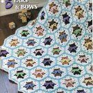 Annie's Attic Q & A Club~ Bears & Bows~ Free Shipping