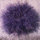 Ponytail Hair Scrunchie~ Lavender~ Free Shipping