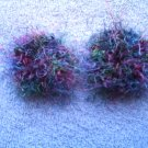 Baby/Toddler  Hair Scrunchie Scrunchies Pair~ Tropical~ Free Shipping