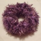 Ponytail Hair Scrunchie~ Grape Nuts~ Free Shipping