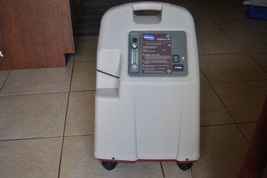 Invacare Platinum XL HFII Homefill II Compatible Oxygen Concentrator 24799 hrs jun17 #17