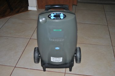 Sequal Eclipse 1000 Portable Oxygen System no power cord aug17 #H