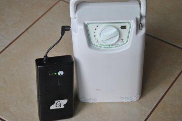 Precision Medical EasyPulse POC Oxygen Concentrator PM4150 aug17 #75