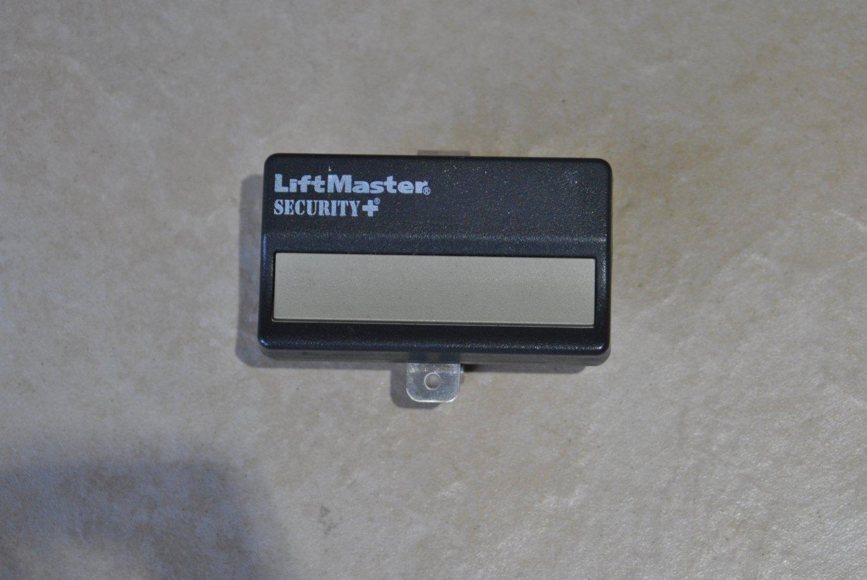 Liftmaster security lm garage door opener with visor
