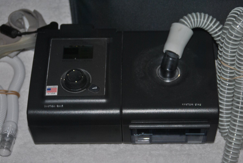 Philips 460P Respironics REMstar Pro CPAP 346 T hr 361 B hr  jul19 #46