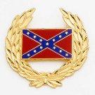 Confederate Flag Lapel Pin