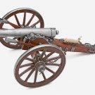 Civil War Miniature 12 Pounder Cannon