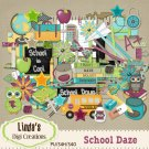 School Daze (Digi Scrap Kit)
