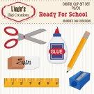 Ready For School (Clip Art Set)