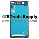 OEM Sony Xperia Z2 Front Housing - Purple