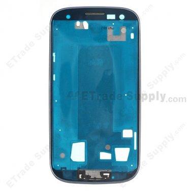 OEM Samsung Galaxy S III GT-i9305 Front Housing ,Sapphire