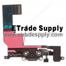 OEM Apple iPhone 5S Charging Port Flex Cable Ribbon - Black