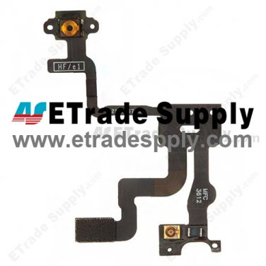 OEM Apple iPhone 4S Power Switch & Sensor Flex Cable Ribbon