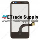 OEM Nokia Lumia 620 Digitizer Touch Screen with Front Housing