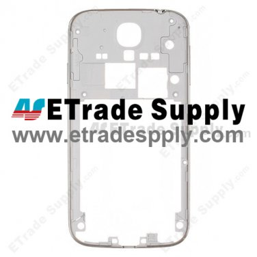 Replacement Part for Samsung Galaxy S4 GT-I9500 Rear Housing - White - A Grade