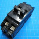"Zinsco type GTE Sylvania 50 AMP 2 Pole 1-1/2"" Wide Breaker Type Q"