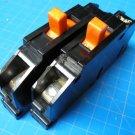 Set Of TWO 20 AMP Zinsco Magnetrip 1 Pole Breaker Type Q