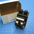 Brand New In Box 15 AMP PUSHMATIC SIEMENS 2 Pole P1515 BREAKER