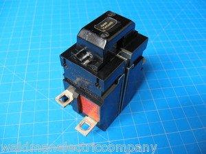 Pushmatic Bulldog 50 AMP MAIN  2 Pole Beaker P250  #31250