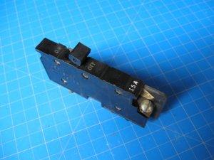 Square D or Cutler Hammer 15 AMP XO BREAKER  Single Pole GUARANTEED!