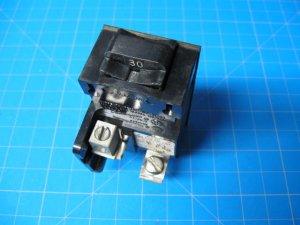 Used Pushmatic Bulldog, Gould, ITE, Siemens 30 AMP 1 Pole Breaker P130