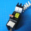 Used 15 AMP Federal Pacific FPE Stab Lok GFI Breaker GFCI