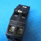 "Zinsco or GTE Sylvania 70 AMP 2 Pole 1-1/2"" Wide Breaker Type Q or QC"