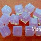 3 4mm Swarovski 5601 Crystal Beads: Violet Opal