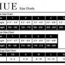 Hue Opaque Tights, Nylon/Spandex, BLUE SHOCK, SMALL