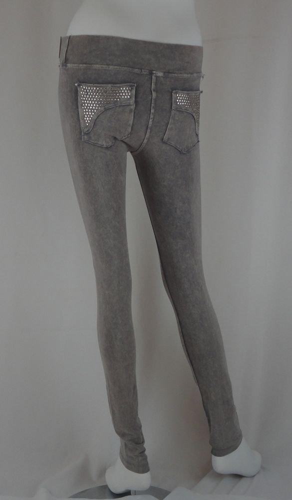 Hue Cotton Velvet Leggings- U13220- BLACK/PEPPER- MEDIUM