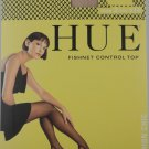 Hue Fishnet Control Top Pantyhose- 7200- NATURAL TAN- SIZE 3-LARGE