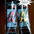 Tiny Scissor KeyChain CellPhones  1 Get Free 1****