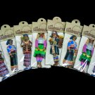 Wholesale 3D Fridge Magnet Hill Tribe vintage Culture Collection (Whole Sale Price! & Last Stock!)