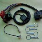 Audi A3 A4 A6 RNS-E plug & play adapter retrofit kit