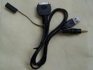 NEW Pioneer CD-IU51V AV iPod Cable 4 Pioneer AVH-P2300DVD MVH-P8300BT MVH-P7300
