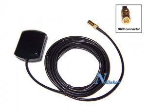 GPS Antenna Audi Navi +, BNS (FIS Navi), RNS D, RNS E