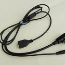 MERCEDES BENZ AMI AUX Adapter Cable 3.5mm Audio+ USB Charger G500 G550 G55 R320