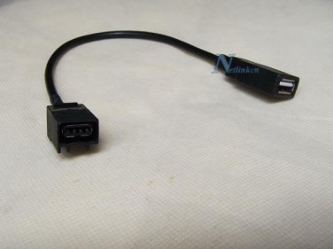 2008 Onwards Honda Civic Jazz Fit CR-V Accord CR-Z Insight USB CABLE ADAPTER