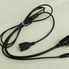 VW Audi Music MDI AMI MMI Interface + USB Charger Aux Cable S5 Q5 Q7 A3 A4 A5 R8