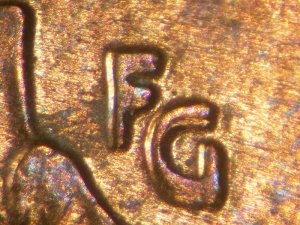 1994 Lincoln Cent DDR Class V Doubled Die Reverse WDDR-003 #376