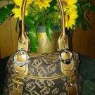 Kathy. Van. Zeeland handbag golden v cute v quality u will love it