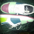 Creative. Recrealion sneakers waling for woman size 8 large u.s a